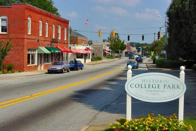 Main Street College Park