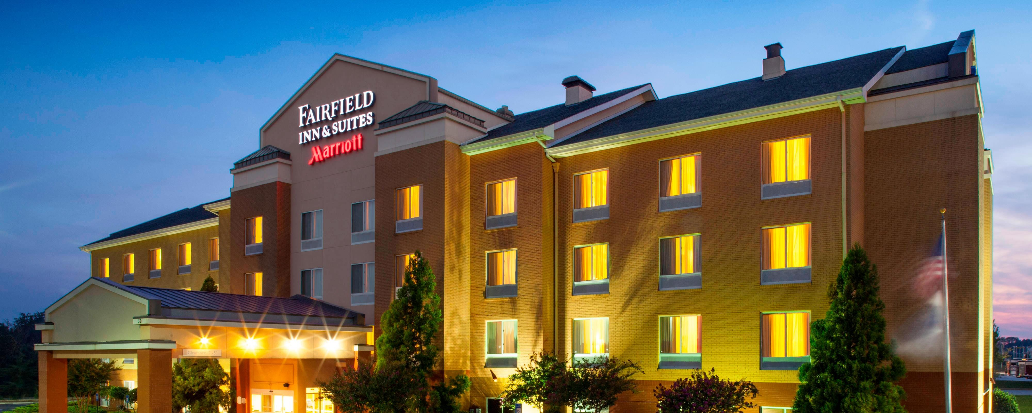 Fairfield Inn & Suites Atlanta McDonough by Marriott: Beautiful ...