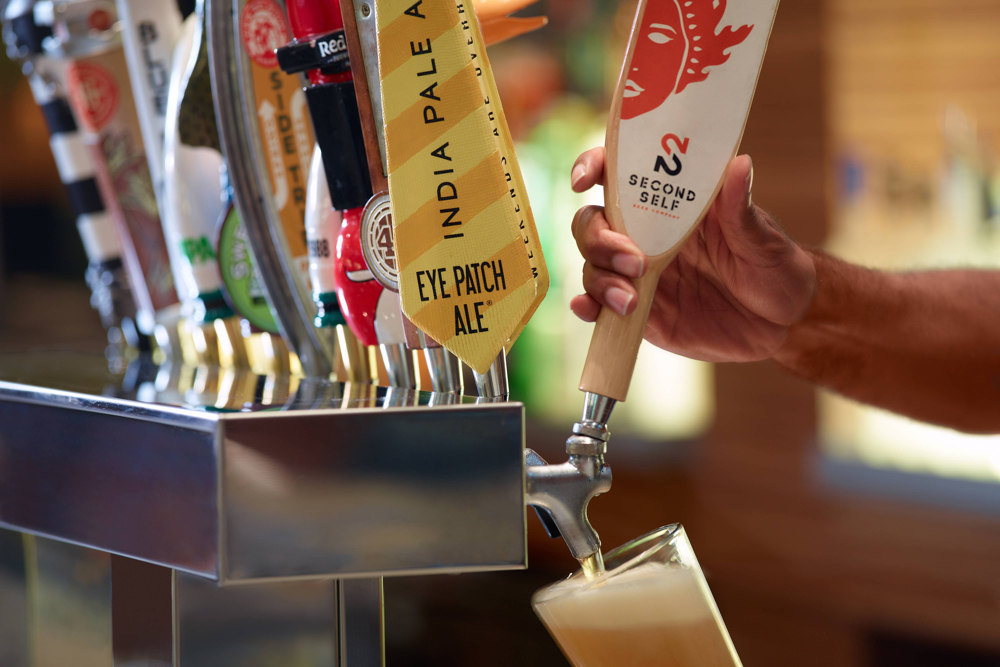 High Velocity Sports Bar – Beers on Tap