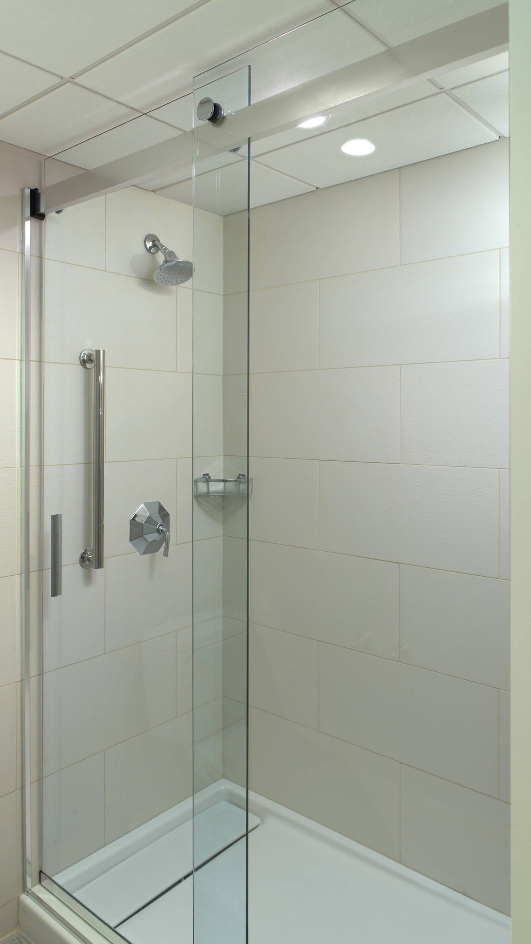 Governor Suite Shower