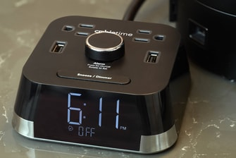 Guestroom Charging Station/Alarm Clock