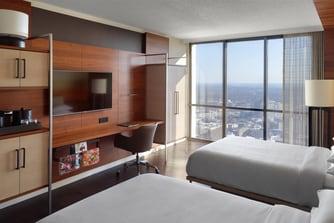Concierge Double/Double Guest Room