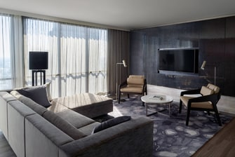 Presidential Suite – Bedroom Sitting Area