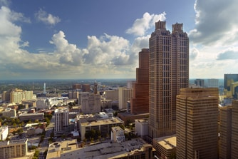 Downtown Atlanta View