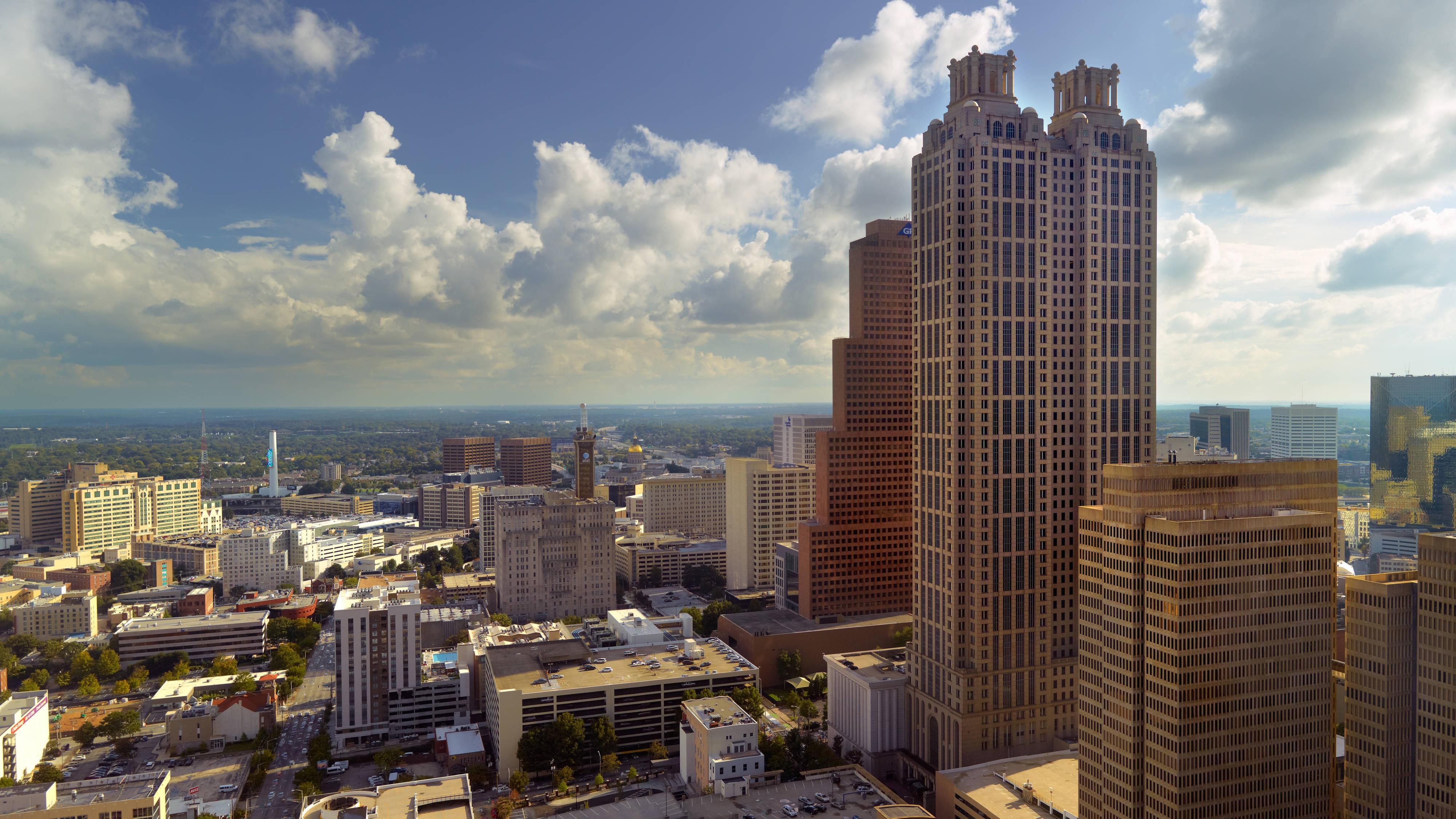 Downtown Atlanta View