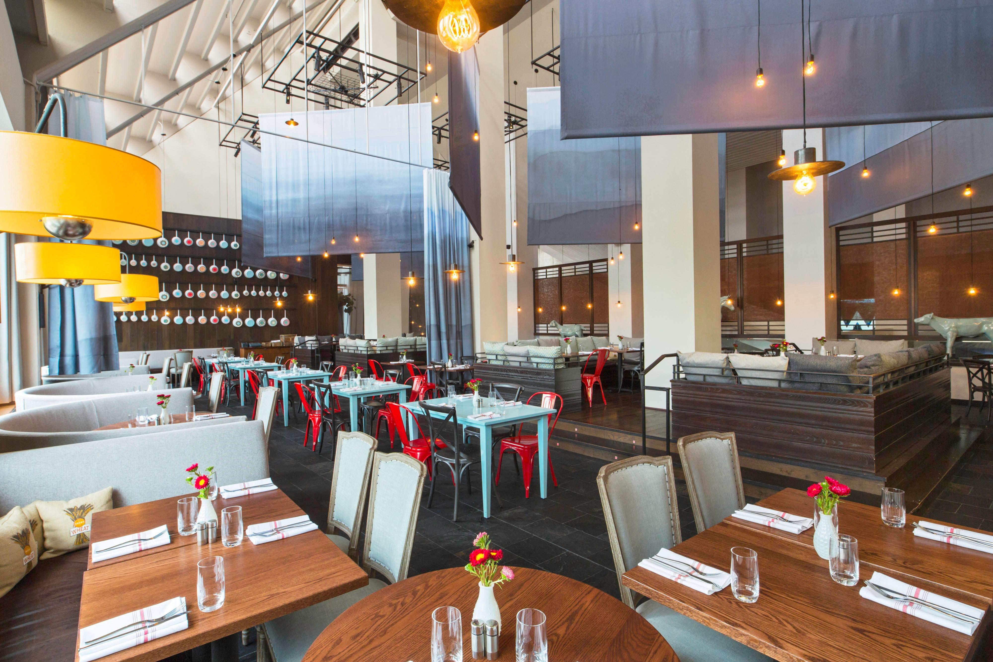 Trace Restaurant Dining Room