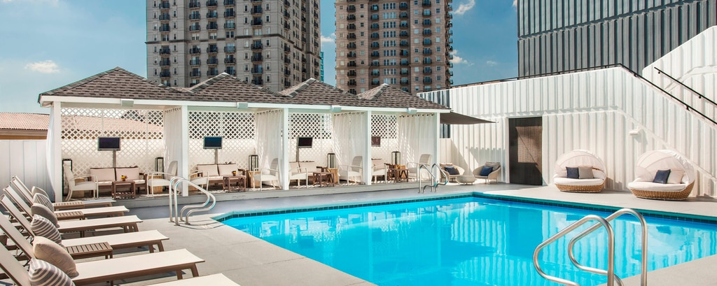 Hotel Spa in Midtown Atlanta | W Atlanta - Midtown