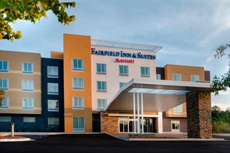 Fairfield Inn & Suites Atlanta Cumming/Johns Creek - Entrance