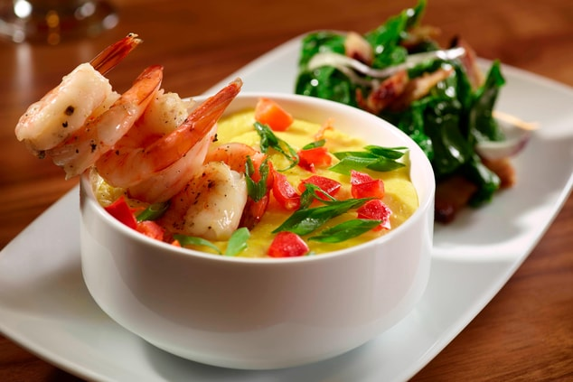 Rocks Shrimp & Grits
