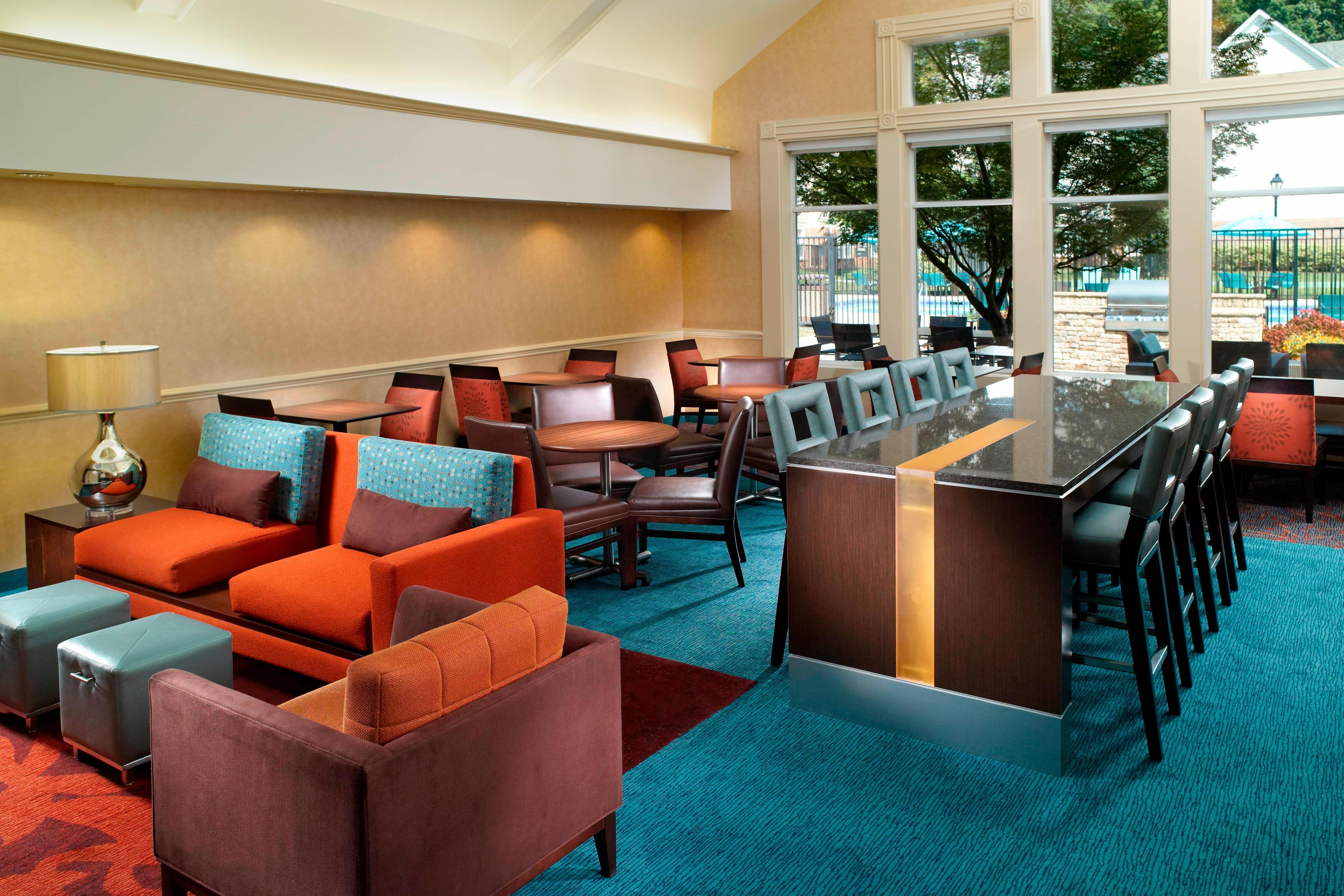 Residence Inn Alpharetta Lobby