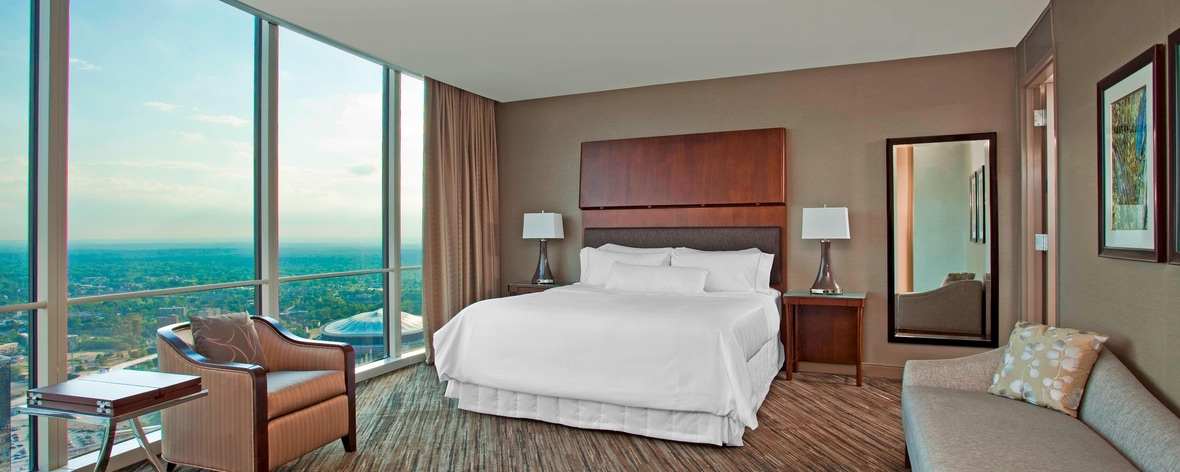 Downtown Atlanta Hotel The Westin Peachtree Plaza Atlanta