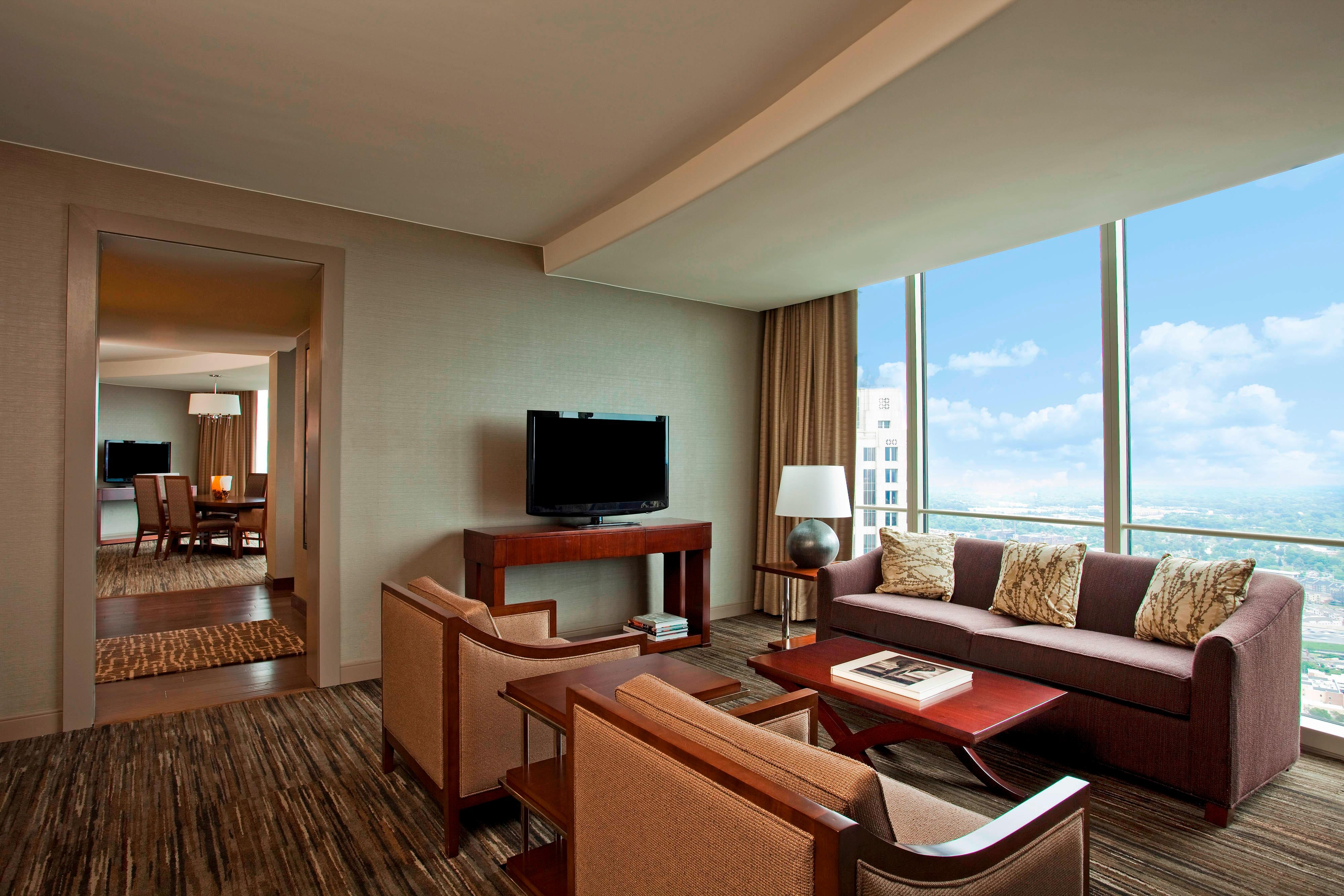 Imperial Suite - Living Area