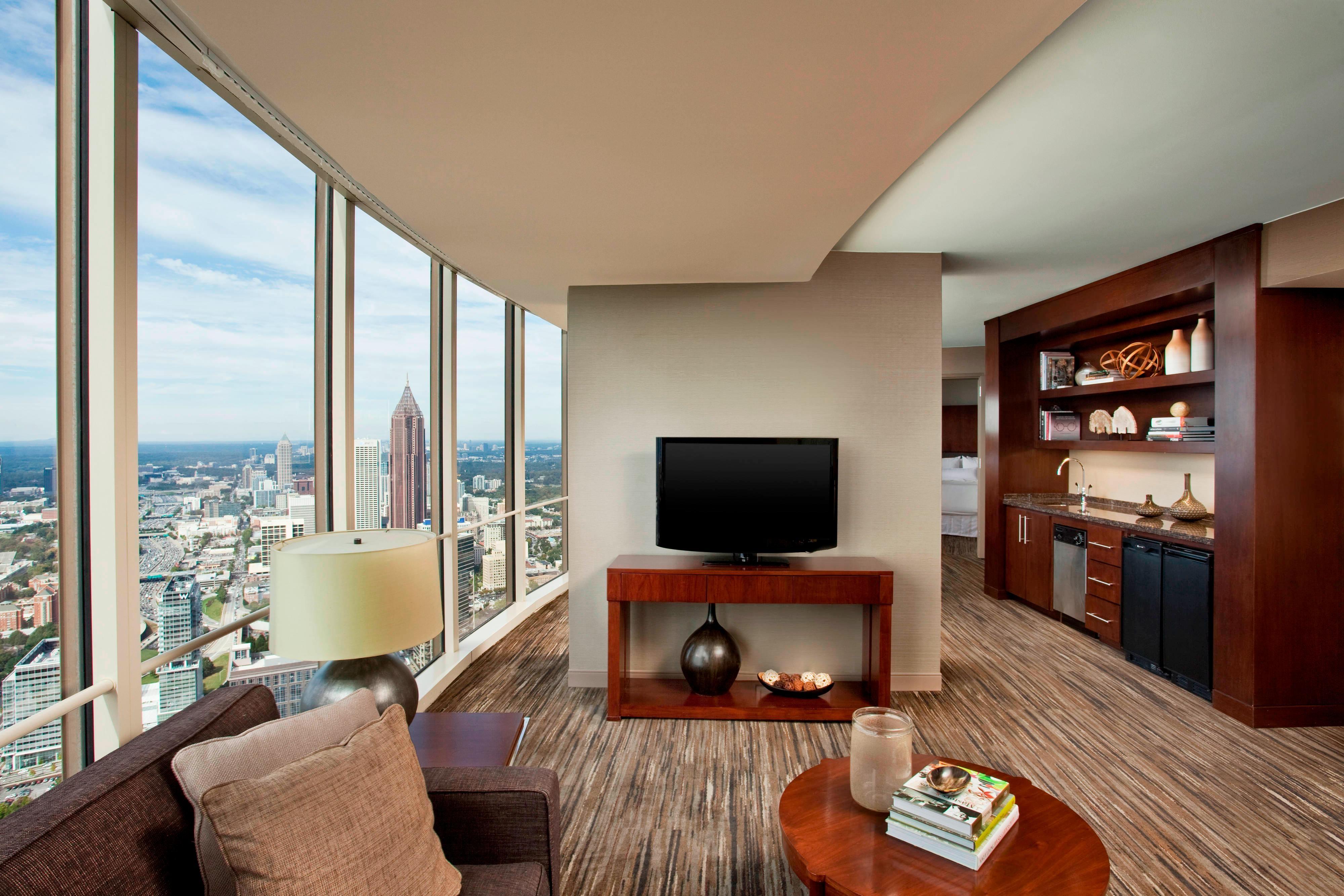 Portman Suite - Living Area