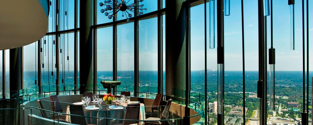 The Sun Dial Restaurant View Level