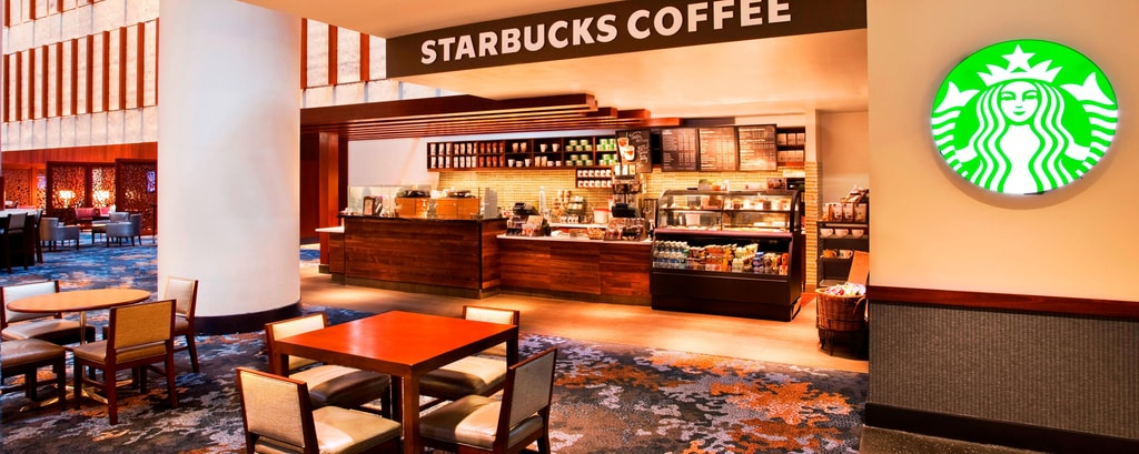 Starbucks Coffee Bar