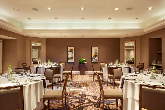 SAVOR's Private Event Room