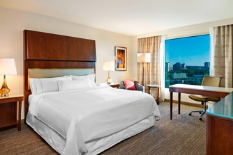 King LakeView Room