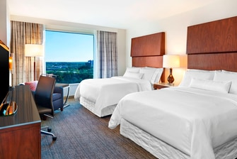 Double/Double LakeView Room