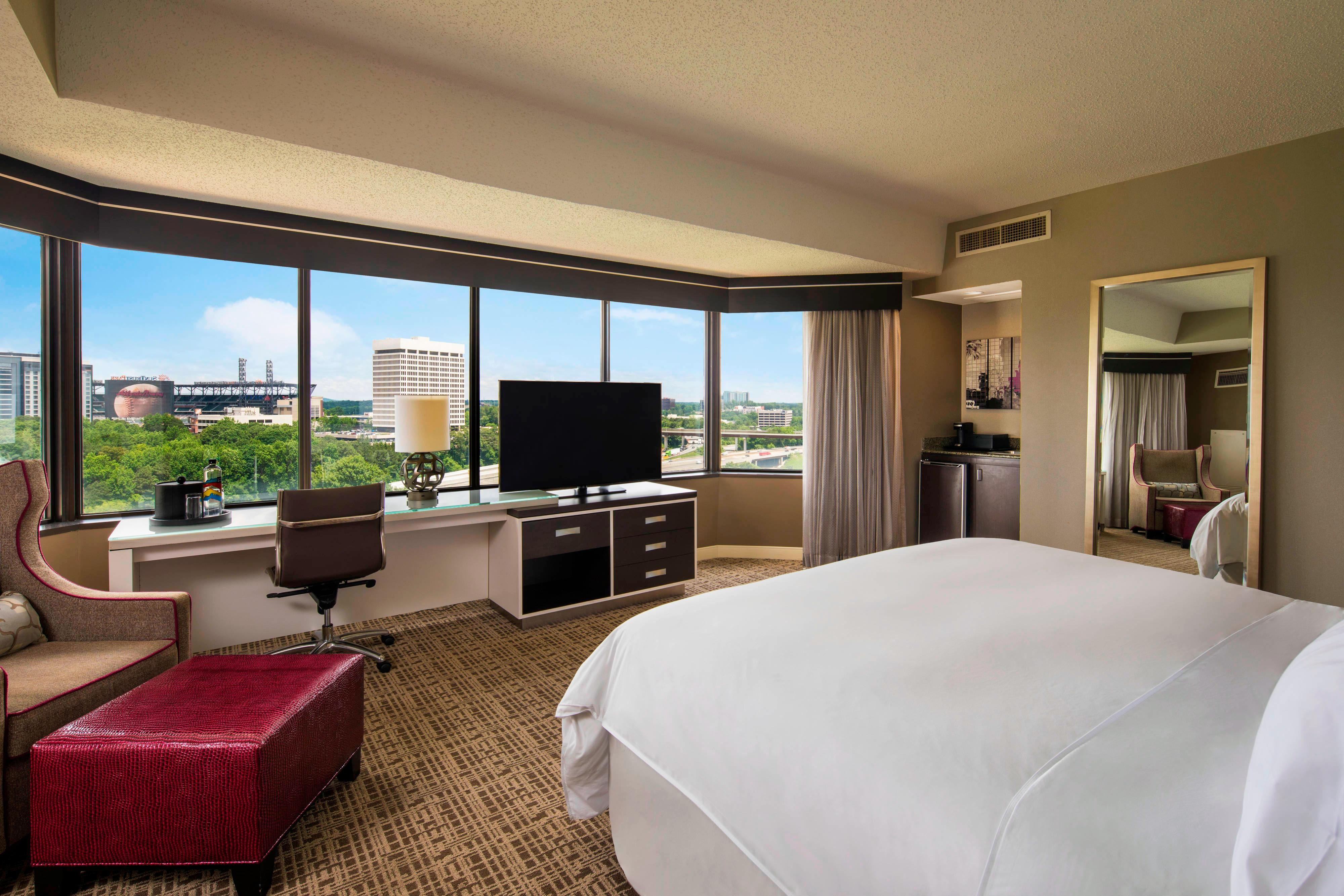 King Executive Guest Room with a View