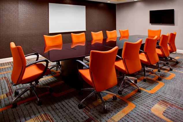 17th Street Meeting Room – Boardroom Setup
