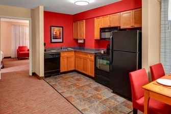 See inside residence inn atlanta midtown peachtree at 17th - Two bedroom suites in atlanta ga ...