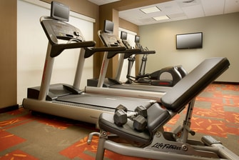 Residence Inn Duluth Fitness Center