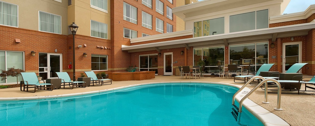 Residence Inn Duluth Outdoor Pool