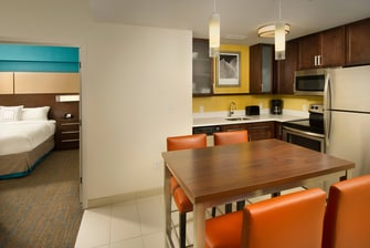 Residence Inn Duluth Two-Bedroom Suite Kitchenette