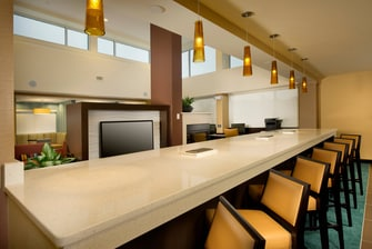 Residence Inn Duluth Breakfast Area