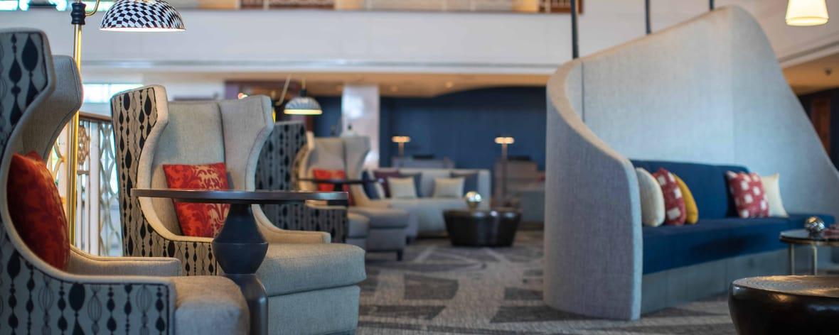 Atlanta Airport Hotel Renaissance Concourse Atlanta