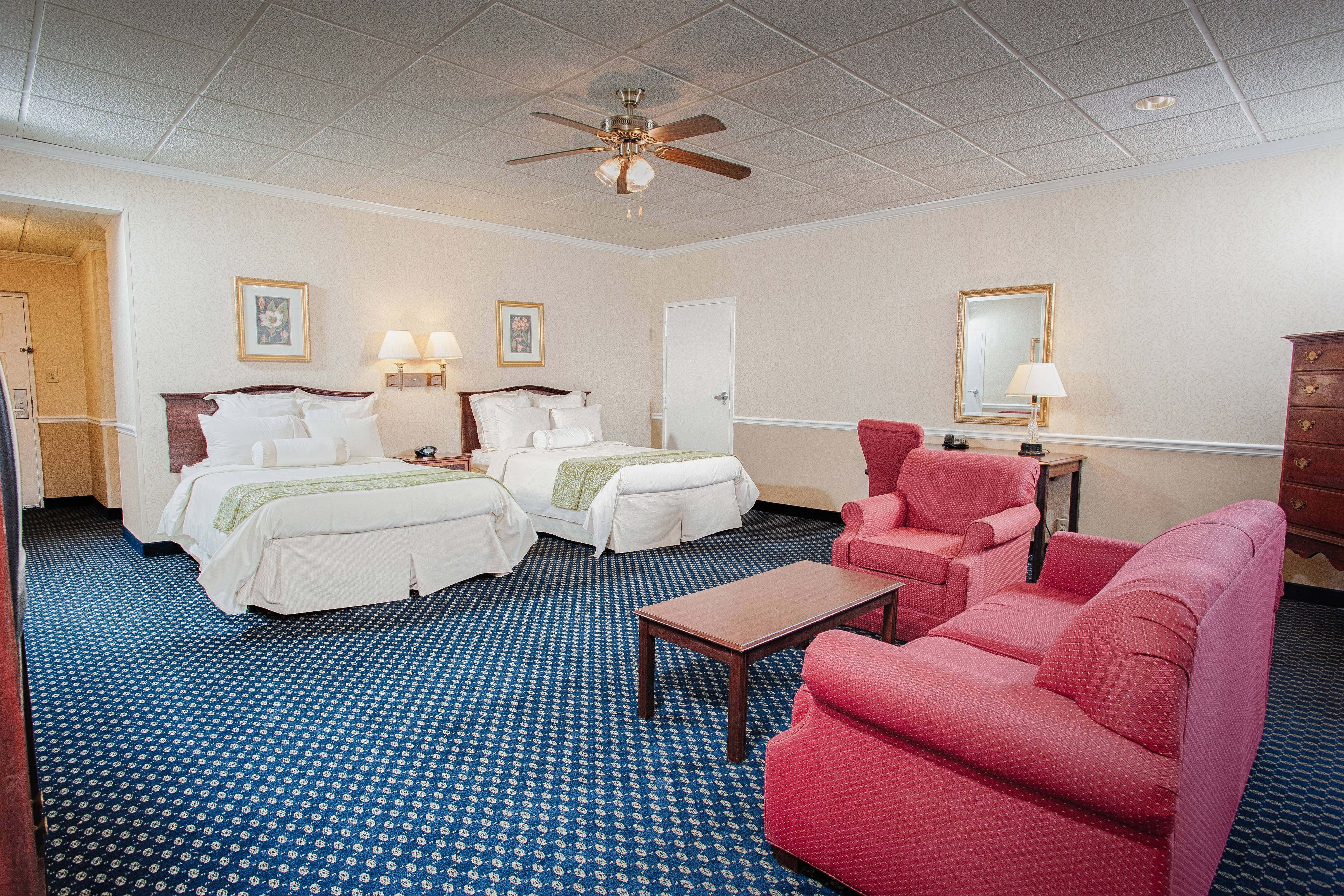 Standard Double/Double Guest Room