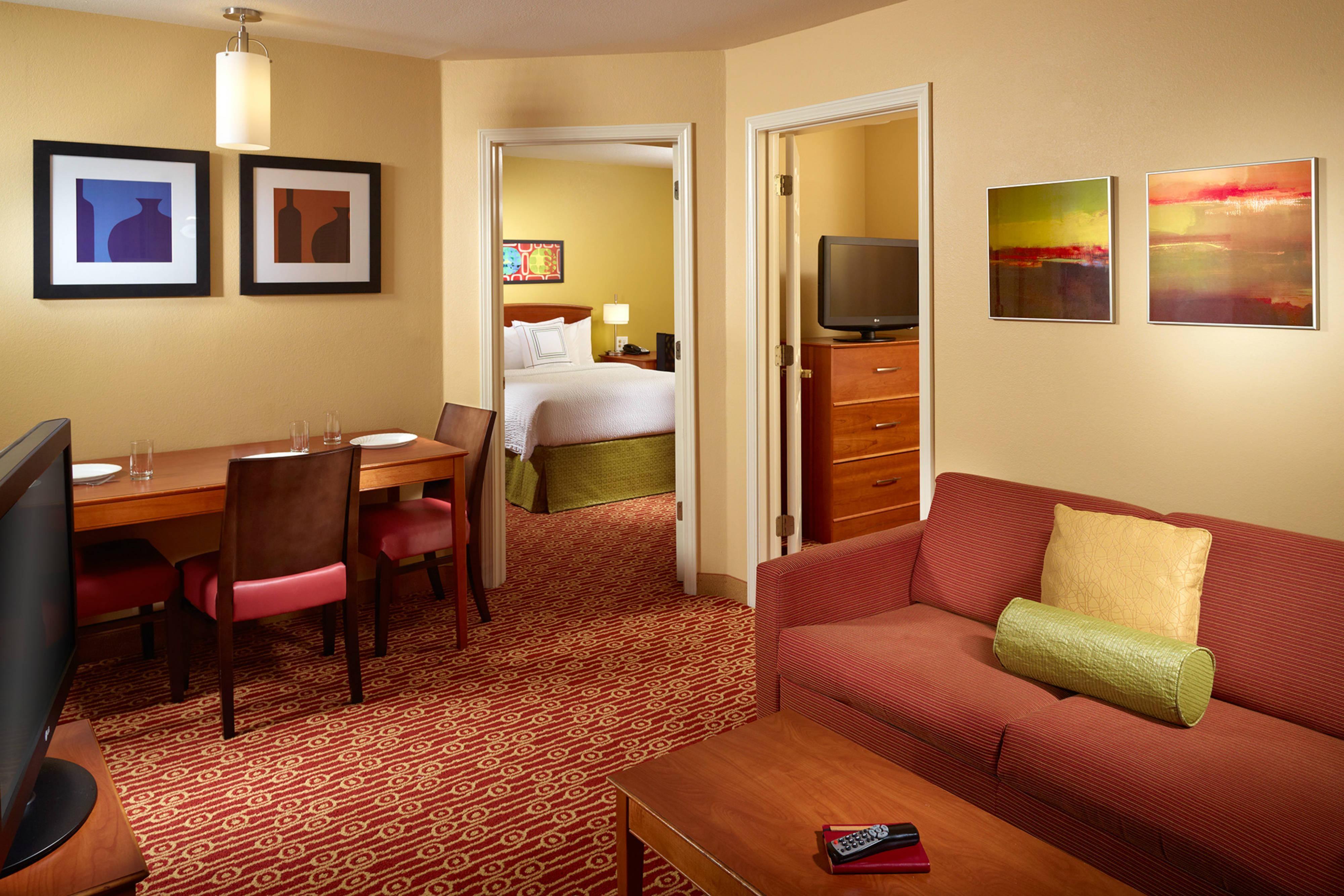 Norcross GA Hotel Suite