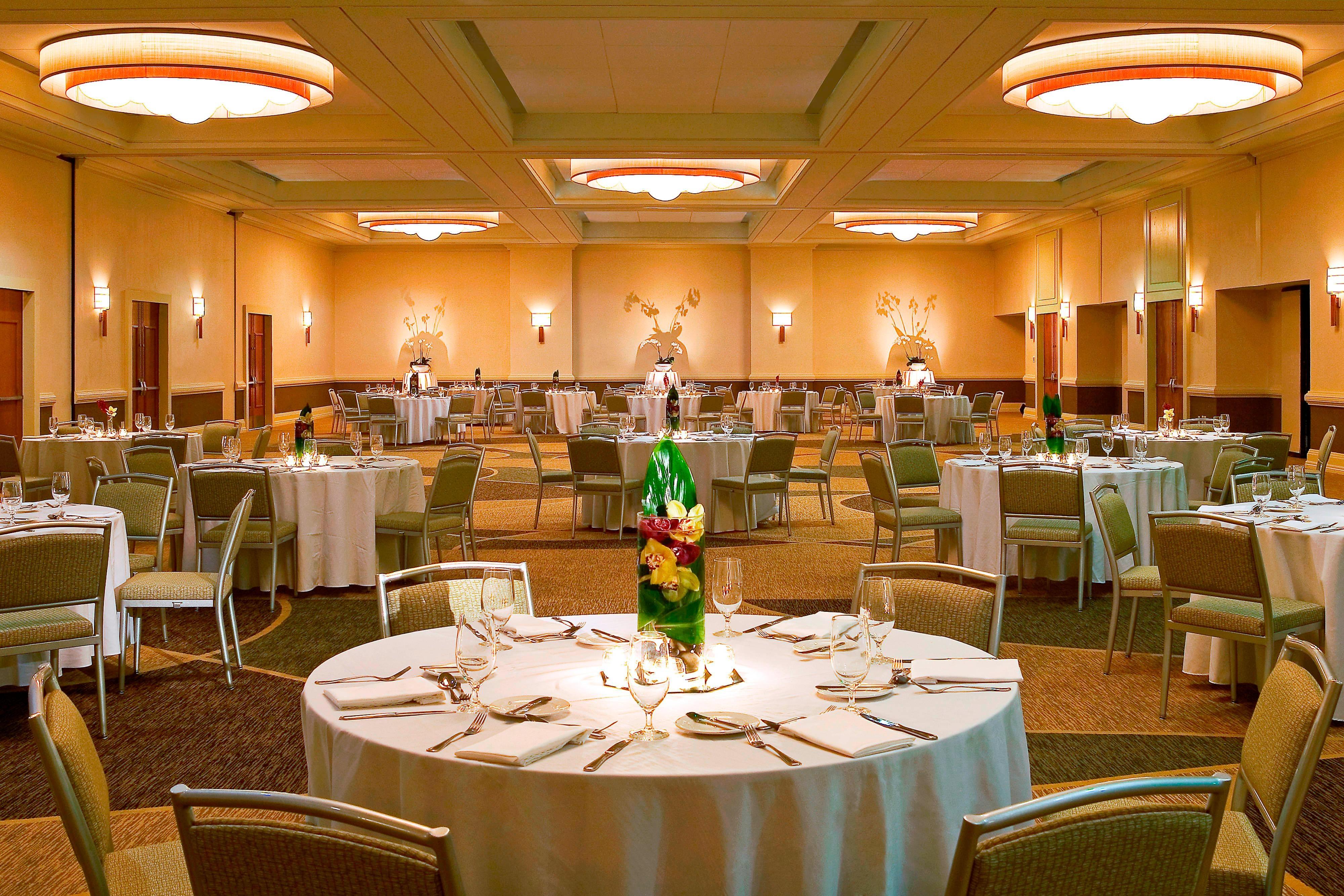 Grand Ballroom - Banquet