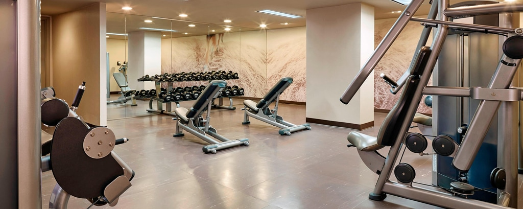 Centro fitness Westin WorkOUT