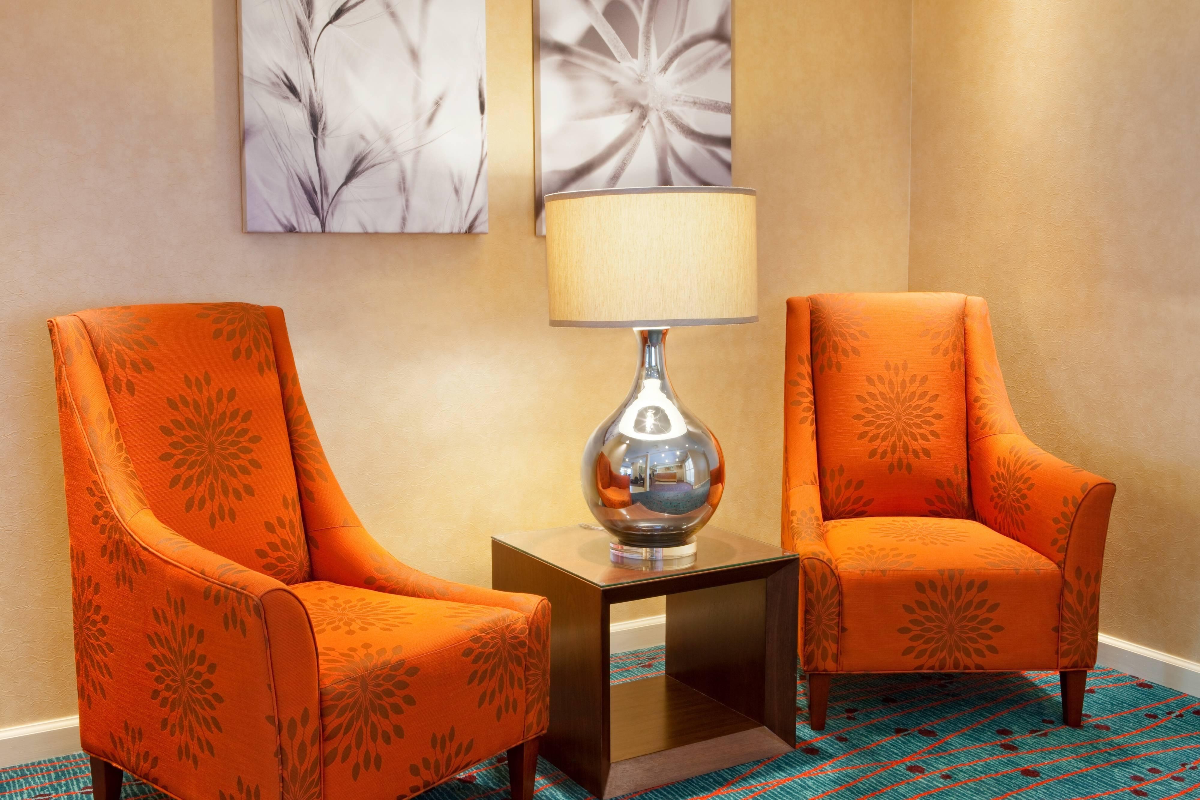 Residence Inn Atlanta Alpharetta Lobby