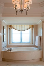 St. Regis Suite Bath Tub