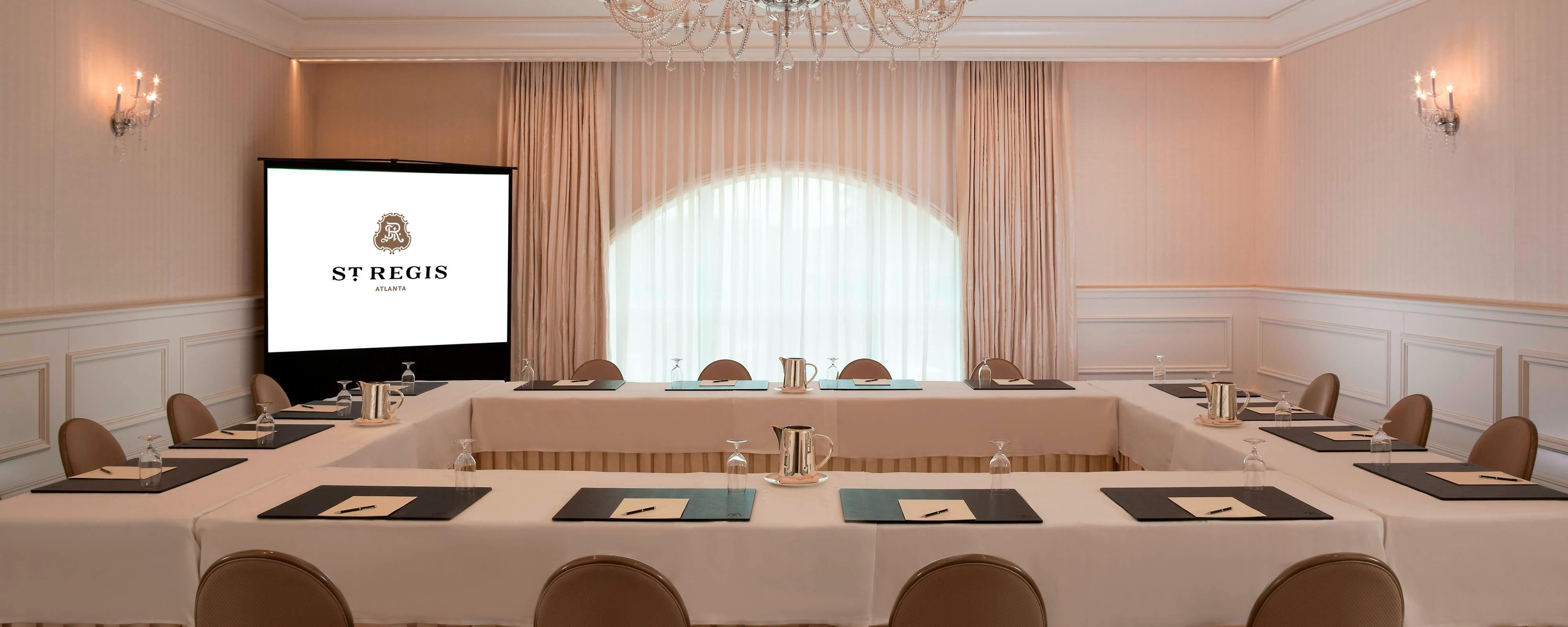 Meeting Room - Hollow Square