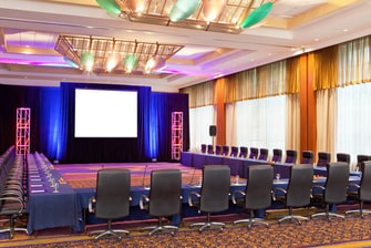Grand Ballroom - U-Shape Meeting
