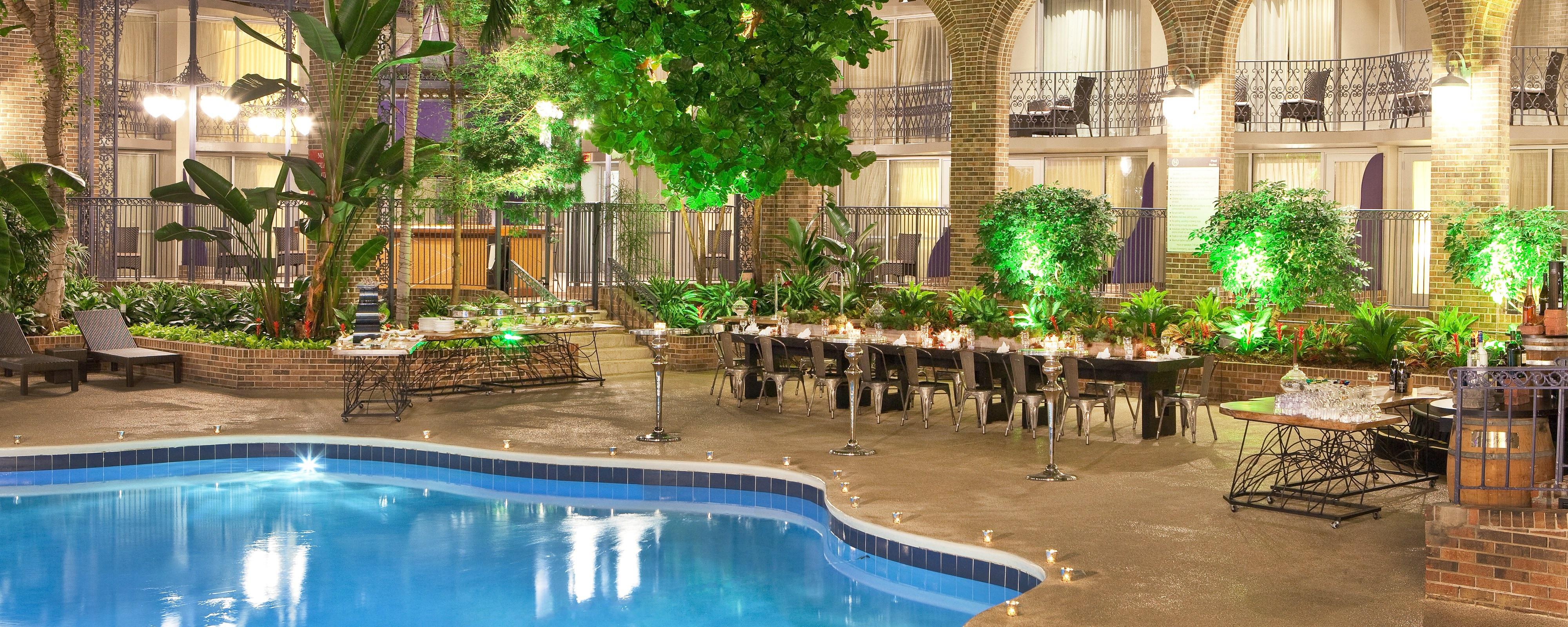 Poolside Function Overview