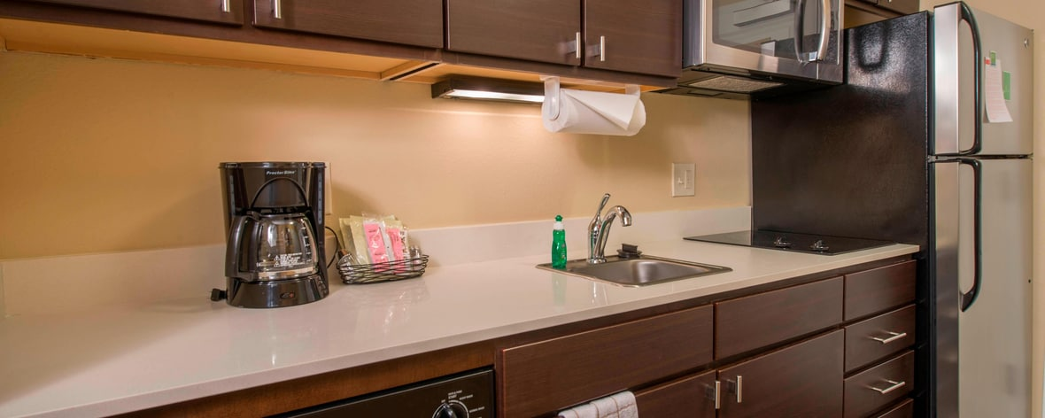 Guest Room Kitchen