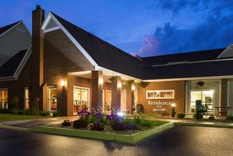 Appleton Residence Inn Entrance