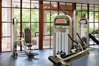 Aruba Villa Resort Fitness Center