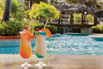 Pool Bar - Beverages