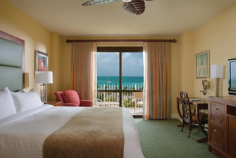 Villa Master Bedroom Oceanfront