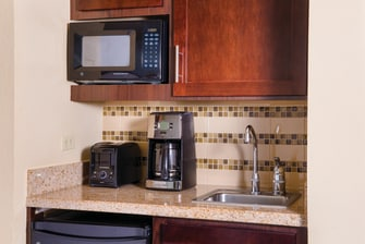 Guest Room Kitchenette