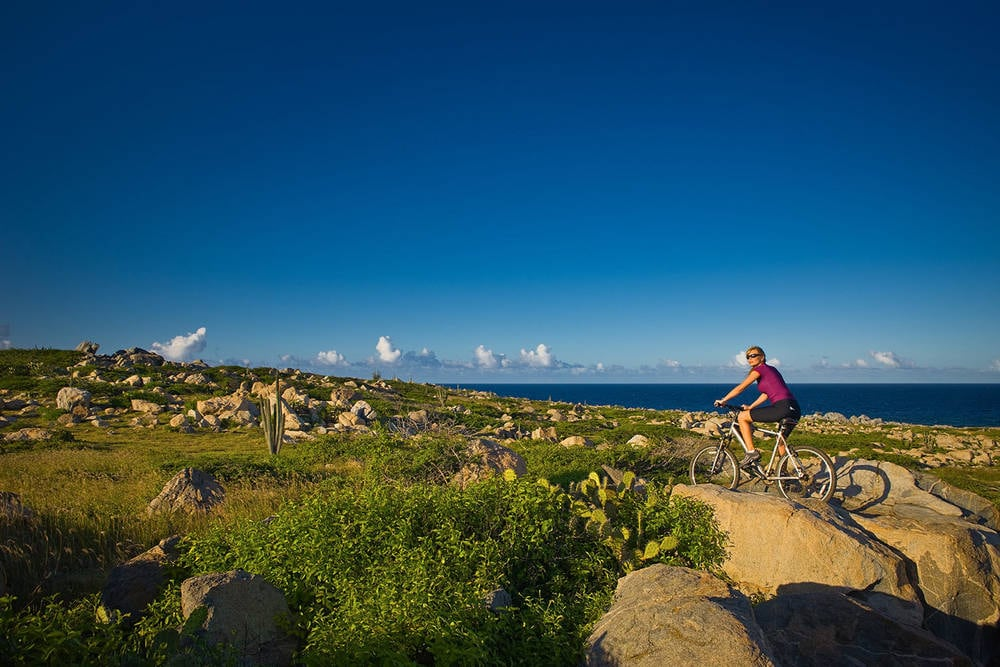 Aruba Vacation Outdoor Adventure