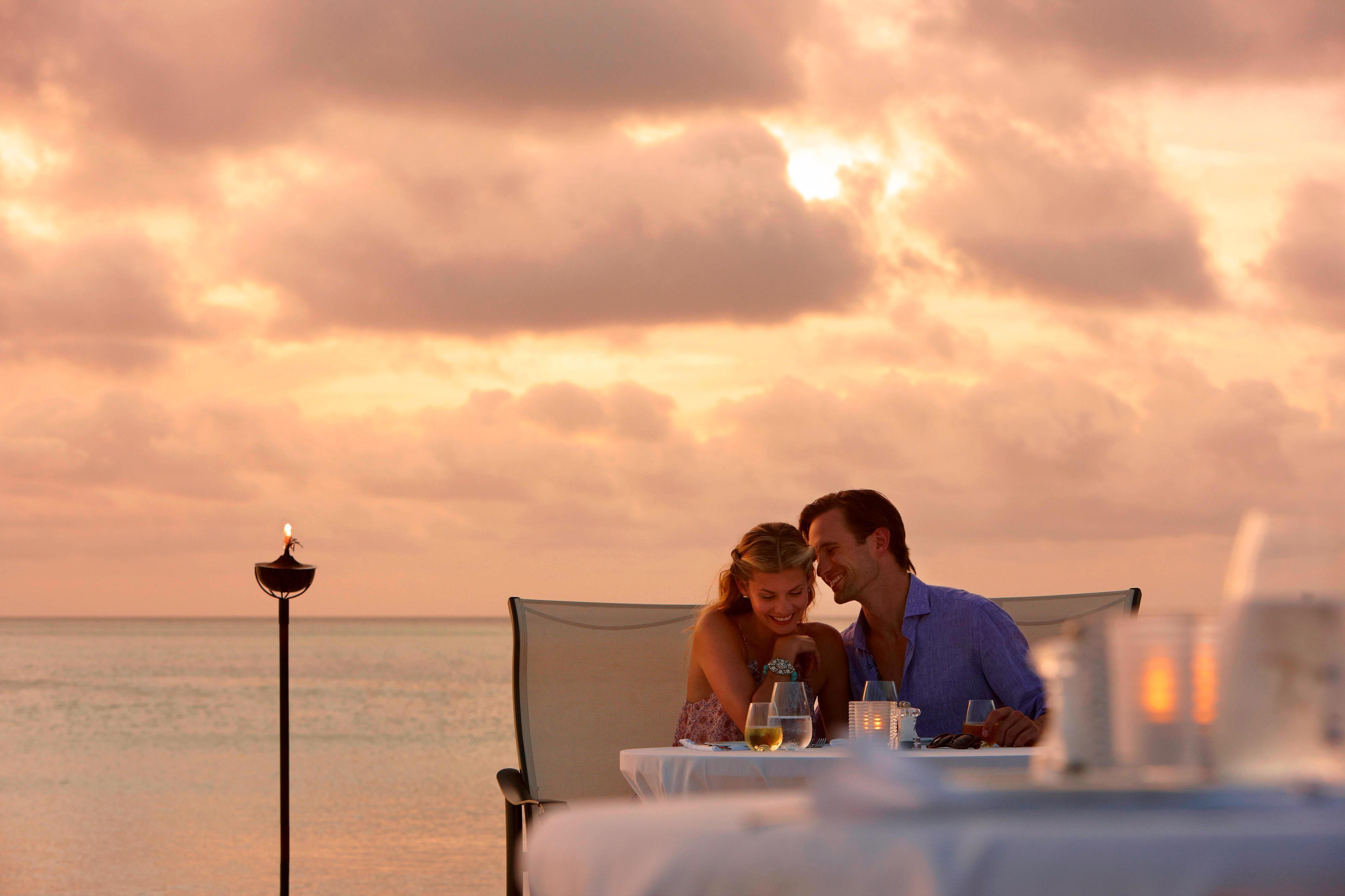 Restaurante Atardi en Aruba