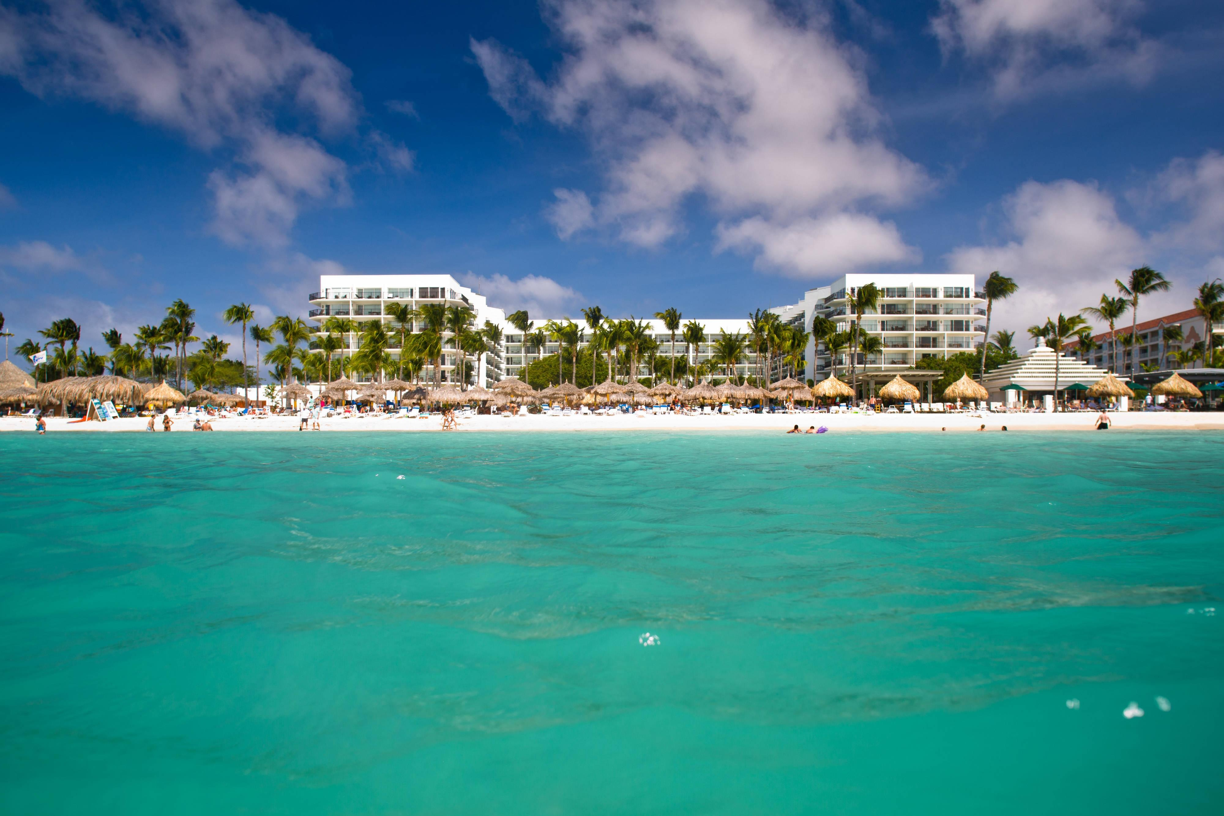 Resort en Palm Beach, Aruba