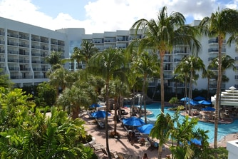 Aruba Resort View