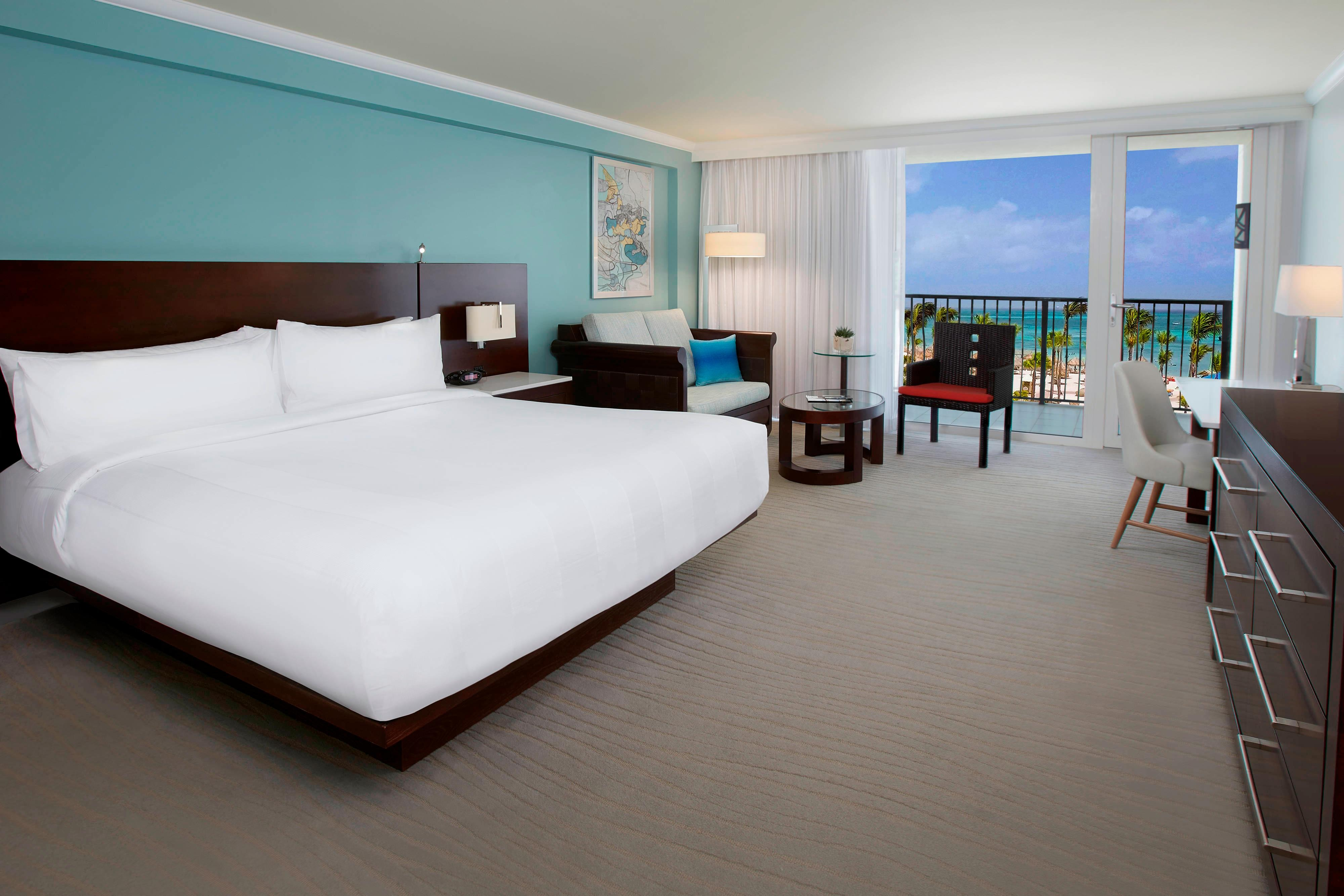 King Premium Ocean View Guest Room